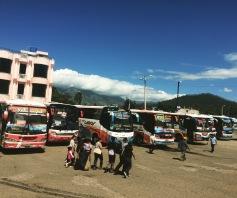 Otavalo bus terminal